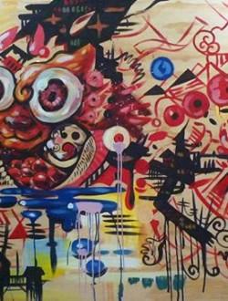 Rai Cruz Murals And Contemporary Art